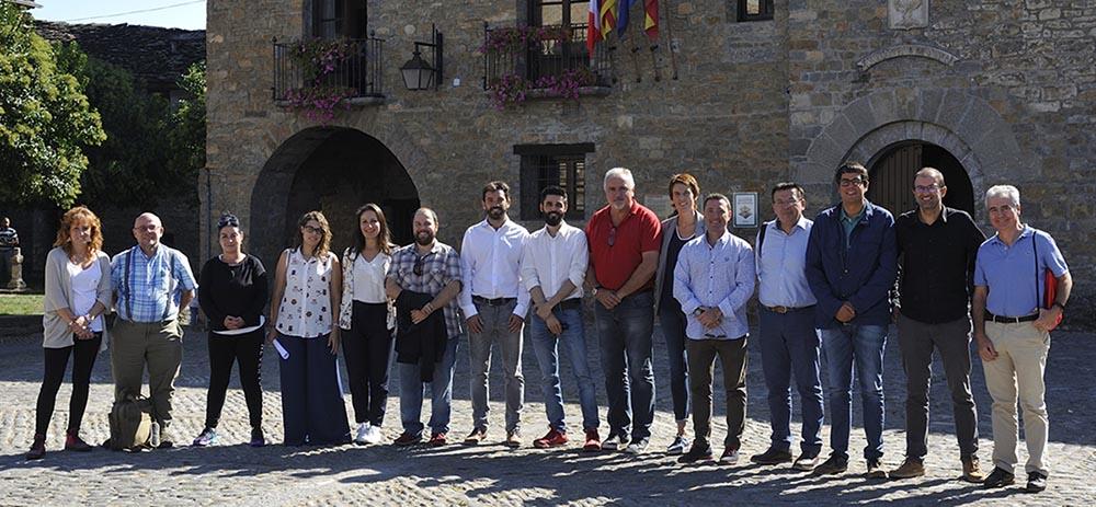 Morella celebra el dia de Los Pueblos Más Bonitos de España