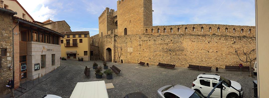 La barraca de Sant Antoni de Morella s'ubicarà a la plaça de Sant Miquel