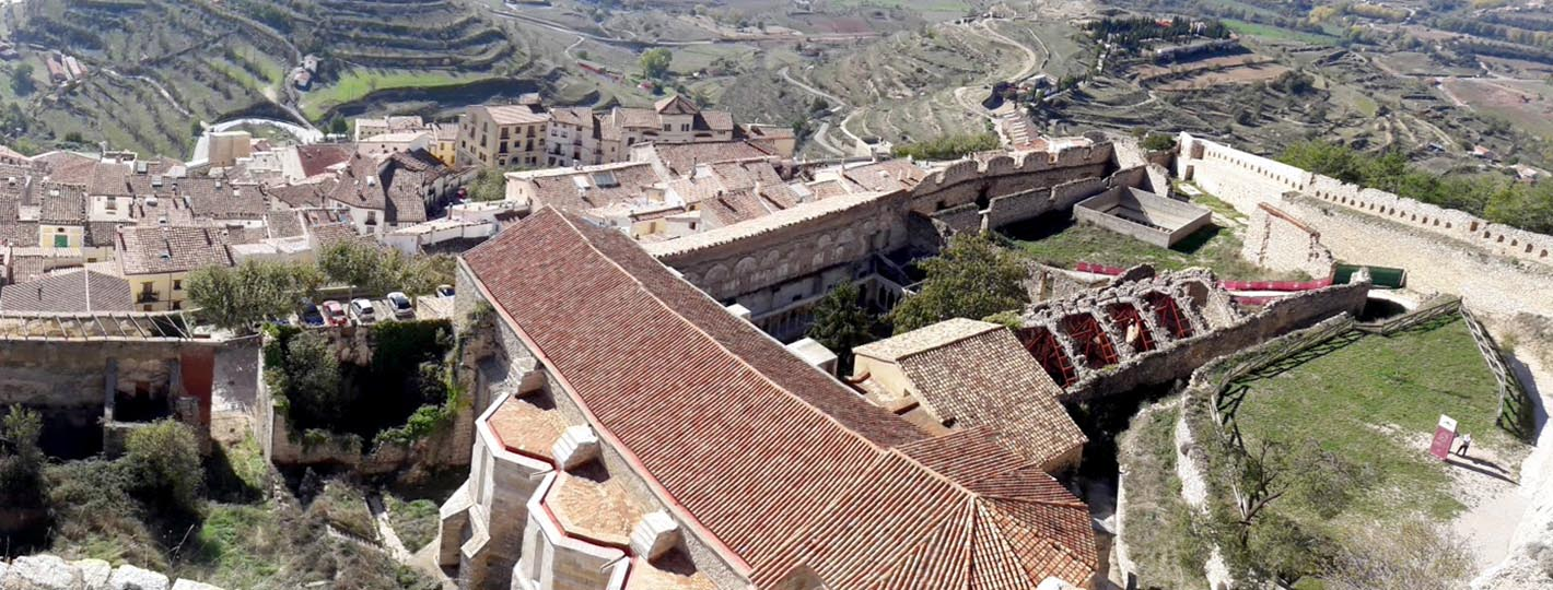 Morella atorga la llicència del projecte arqueològic del Parador amb una inversió de 2.000.000 d'euros