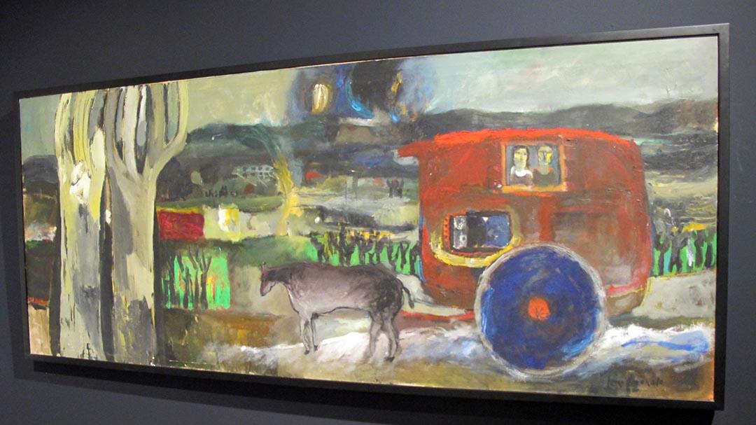 El Mucbe s'endinsa en les obres dels anys 50 als 80 de l'artista Peiró Coronado