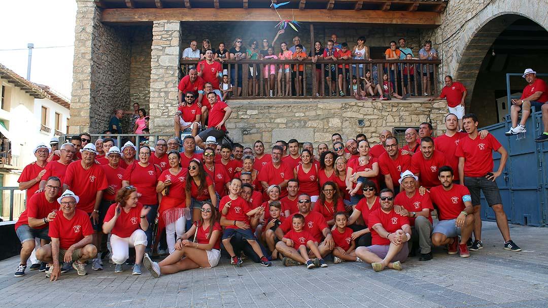 Portell celebra avui el concurs de paelles de les festes d'agost