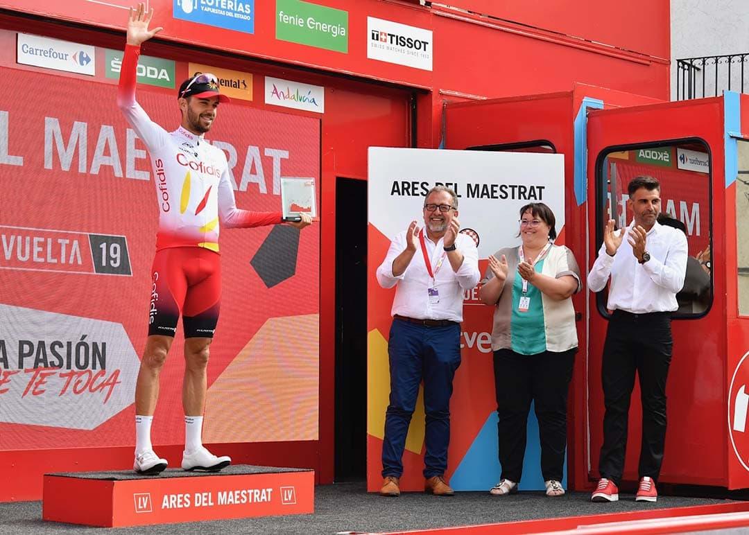 El president de la Diputació reconeix a Jesús Herrada com a guanyador a Ares