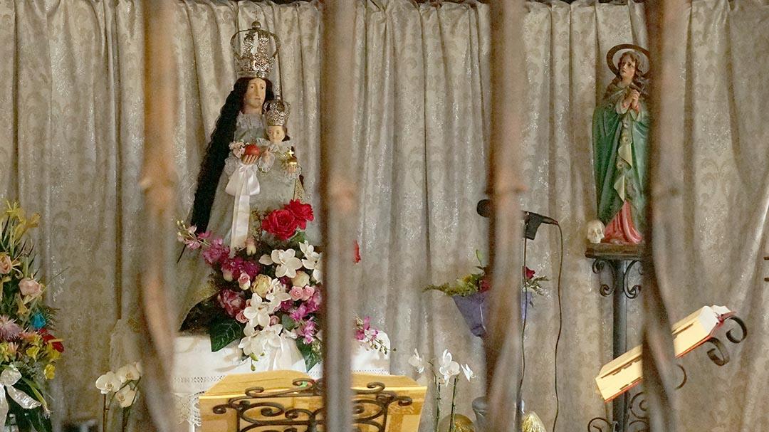 El santuari de La Balma es prepara per a les Festes de Sorita