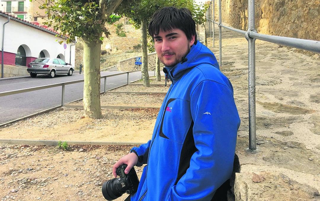 Rafa Ruiz, fotògraf de l'univers