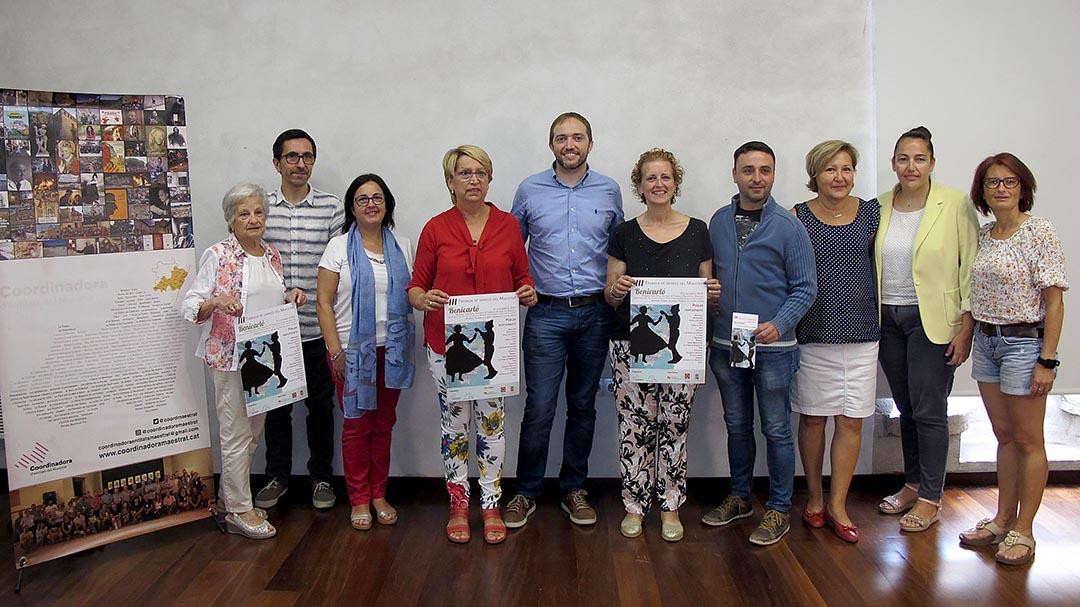 425 músics i balladors es trobaran a Benicarló en la III Trobada de Danses del Maestrat