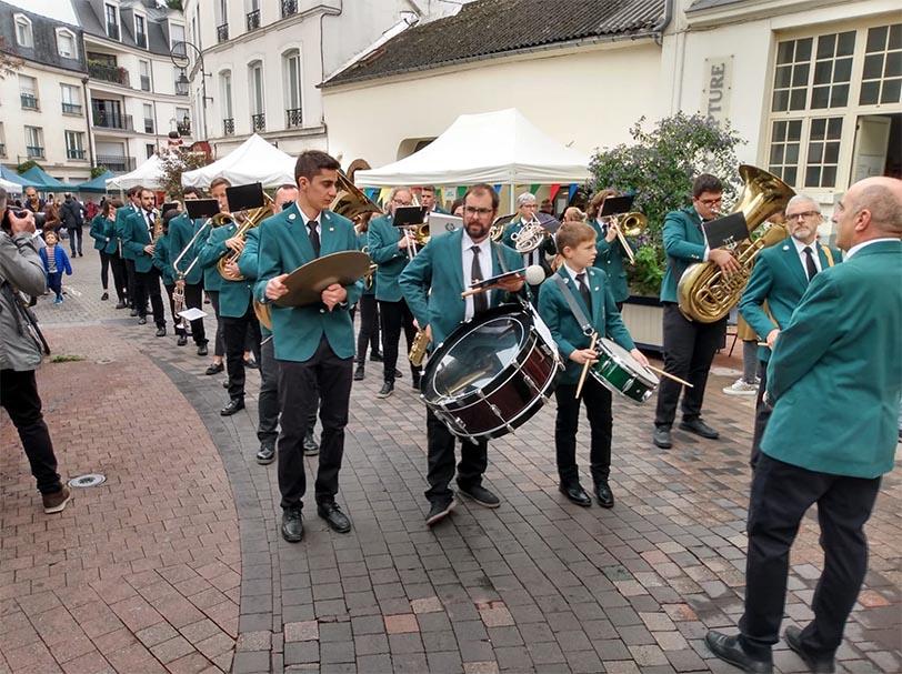 L'Associació Musical Mestre Candel de Morella viatja a Châtillon
