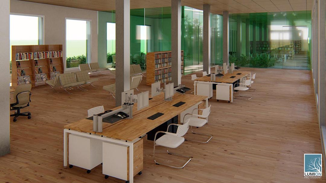 S'adjudica l'adequació de la futura seu de la Biblioteca Manel Garcia Grau