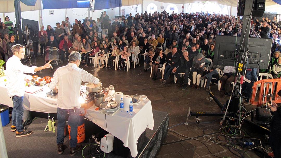 La Festa de la Carxofa registra unes dades de participació sense precedents