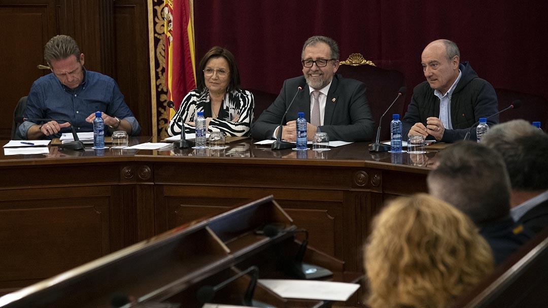 L'alcaldessa Xaro Miralles, nova presidenta del Consell Provincial de Governança Participativa