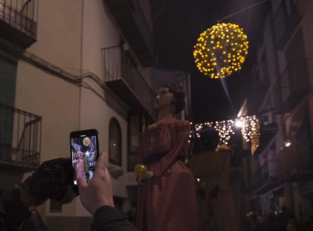 Morella agraeix el suport per la campanya de Ferrero Rocher