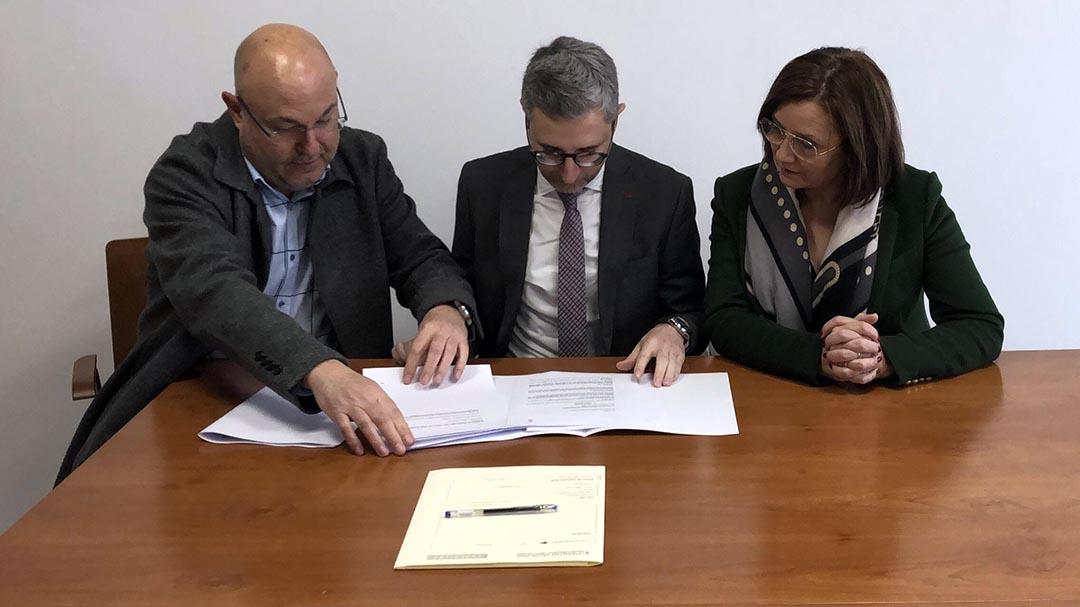 La Generalitat millorarà la integració del port de Benicarló amb la ciutat