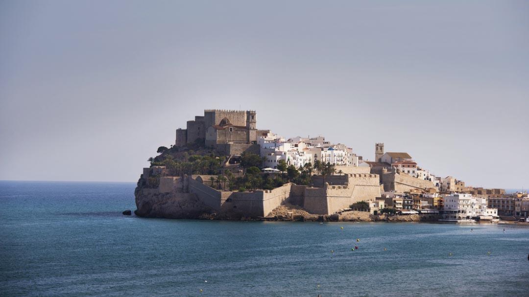 Prop de 290.000 persones van visitar en 2019 el Castell de Peníscola