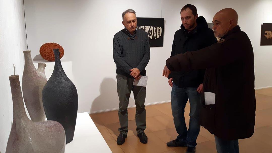 El Mucbe acull l'exposició col·lectiva «Ceramistes contemporanis castellonencs»