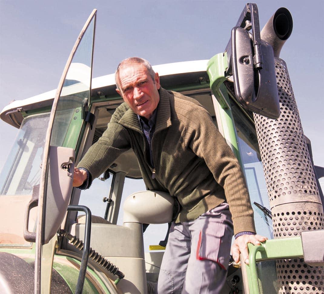 """""""Al sector agrari estem desemparats però el 85% de la culpa la tenim nosaltres"""""""
