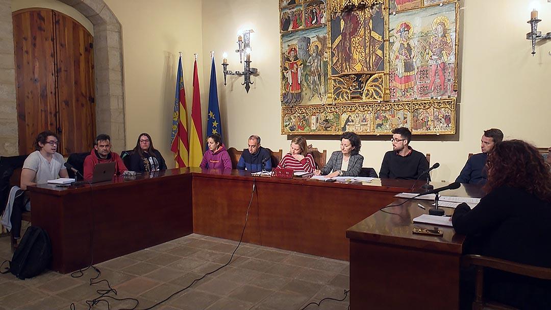 Vilafranca declara el municipi 'afectat pel temporal Gloria'