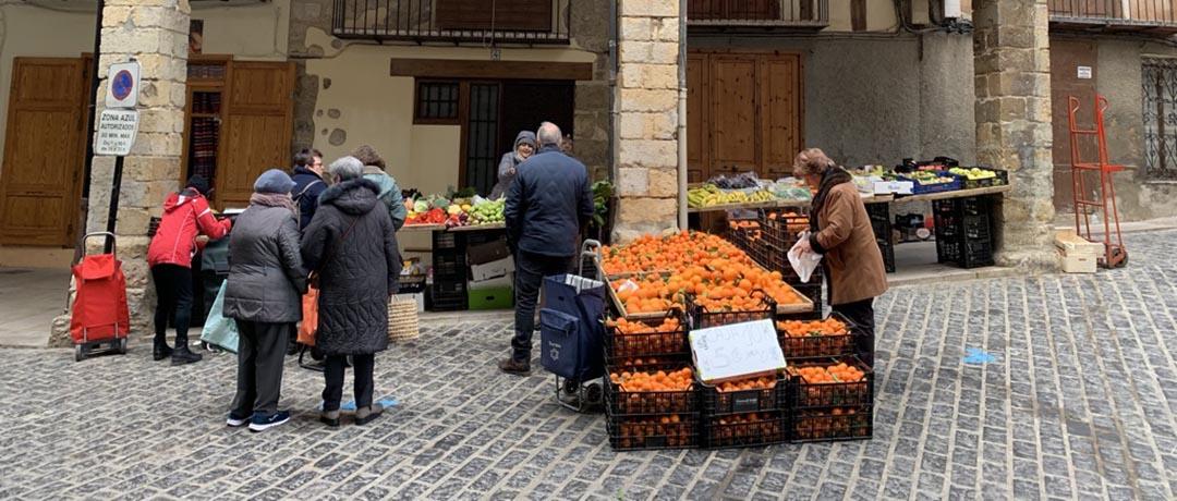 Morella i Vilafranca encara no tindran mercat aquesta setmana