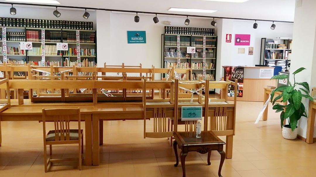 La Biblioteca de Morella reobrirà a partir del dilluns