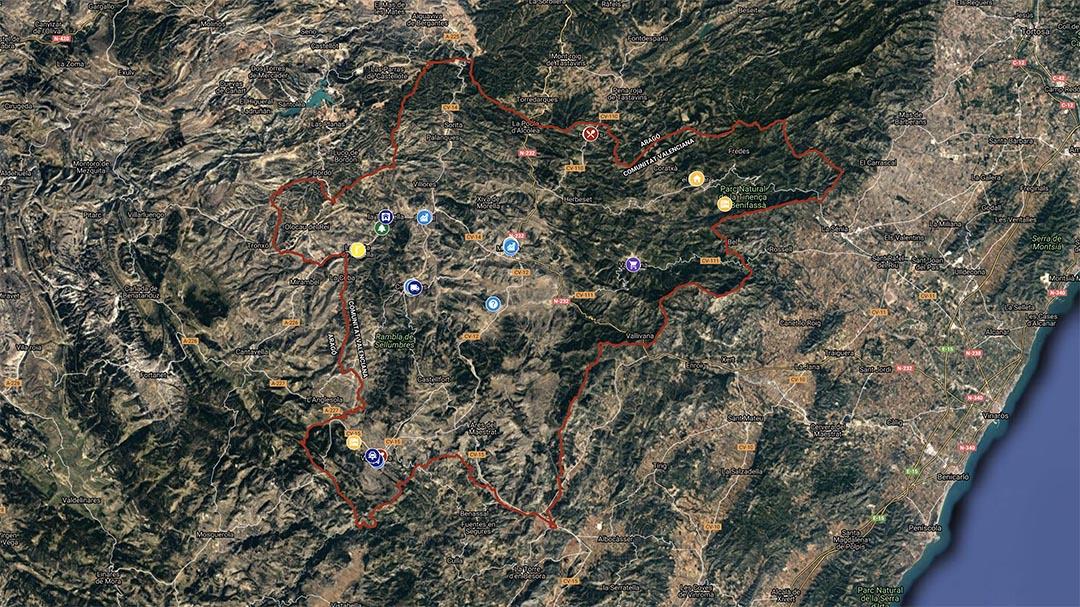 Es fa un nou mapa interactiu d'empreses als Ports