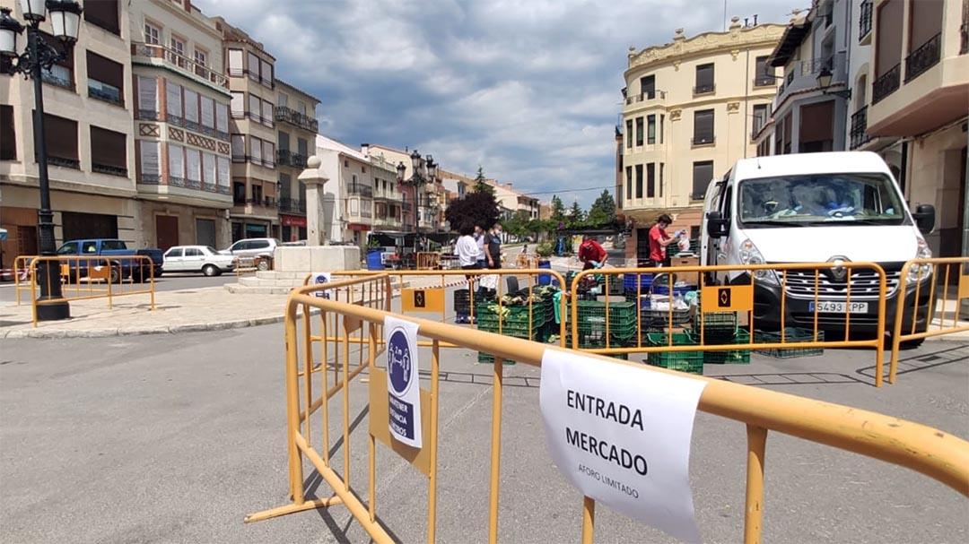 El mercat dels dissabtes ja ha tornat a Vilafranca