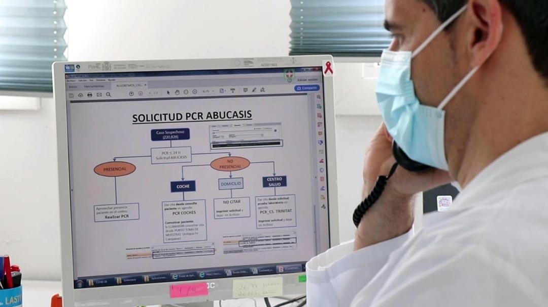 Es contracten més de mil rastrejadors de coronavirus a la Comunitat