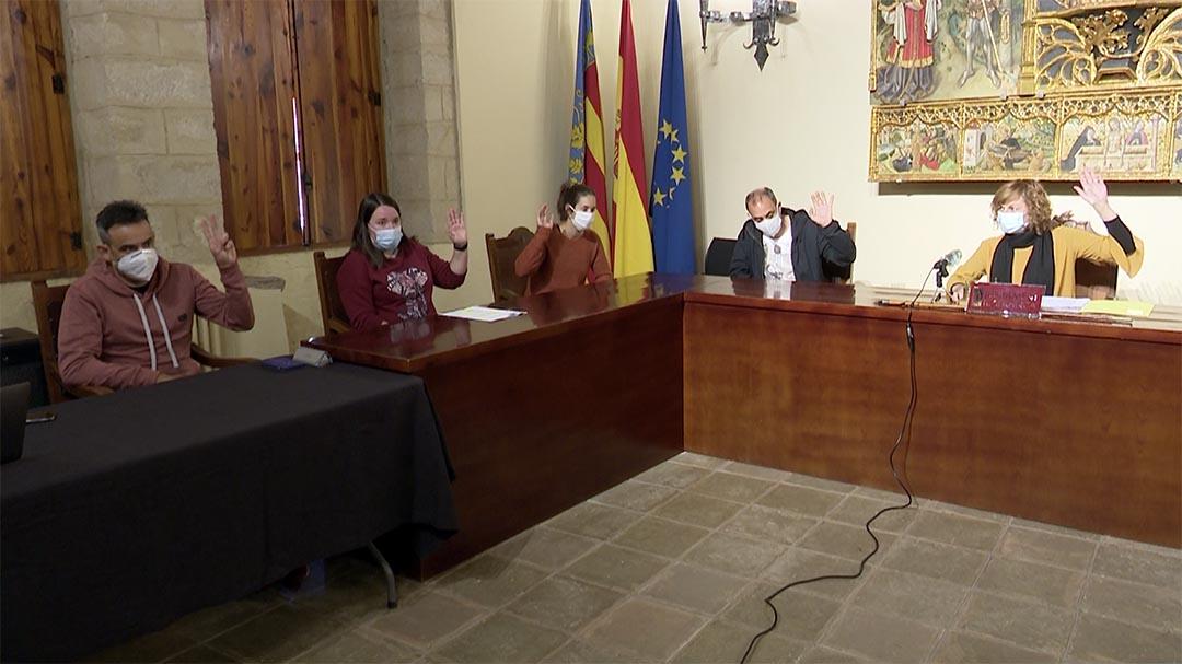 Durant 1 any no es pagarà la taxa per a les terrasses a Vilafranca