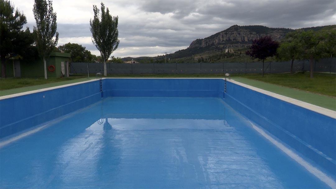 Forcall obrirà la piscina municipal el 27 de juny