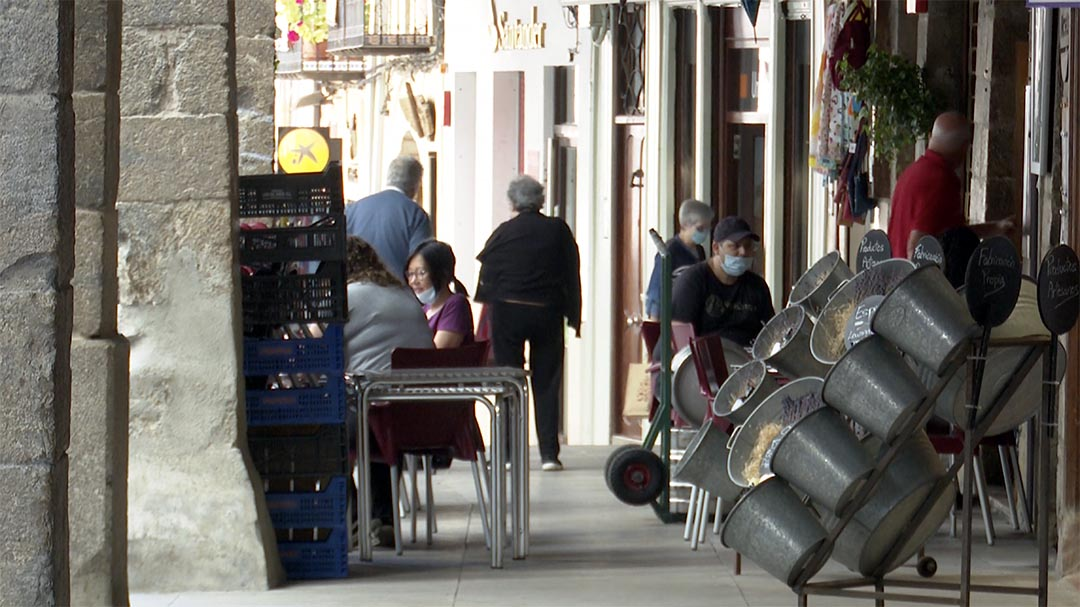 El comerç local de Morella aposta per la higiene i la seguretat