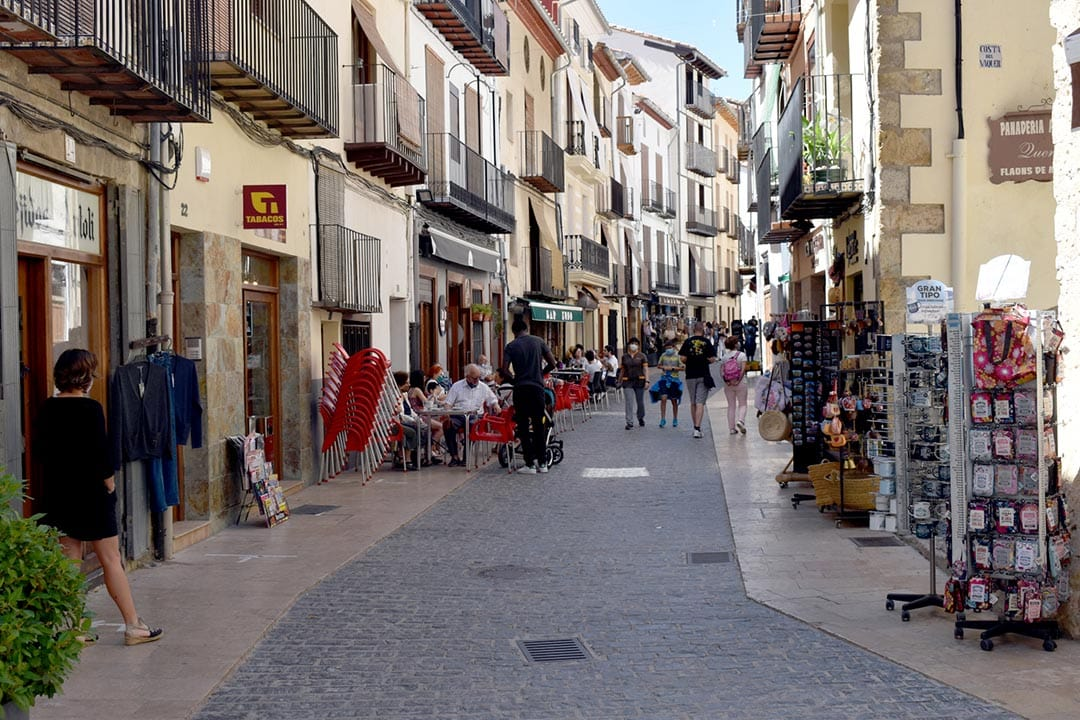 El turisme nacional té a Morella xifres semblants als anys anteriors