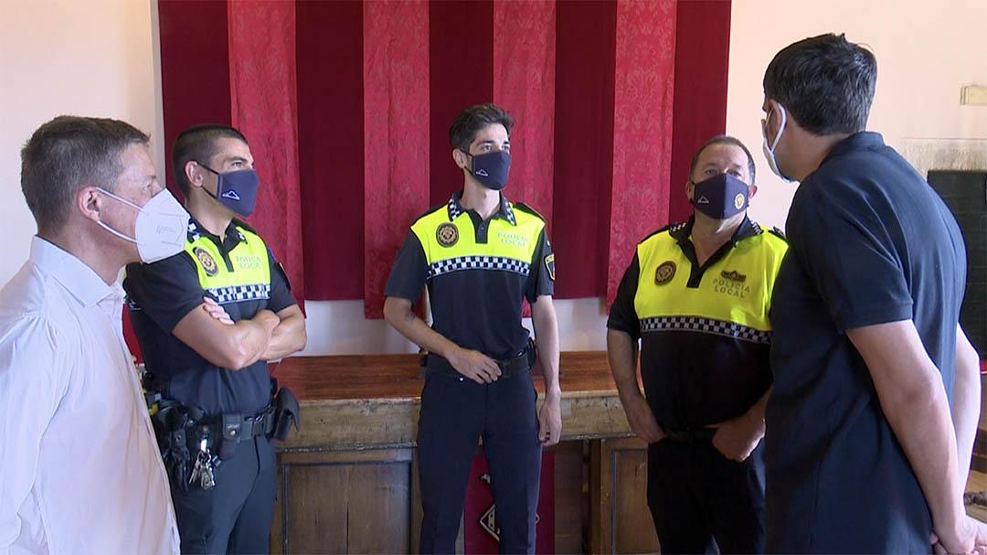 Morella incorpora un nou policia local