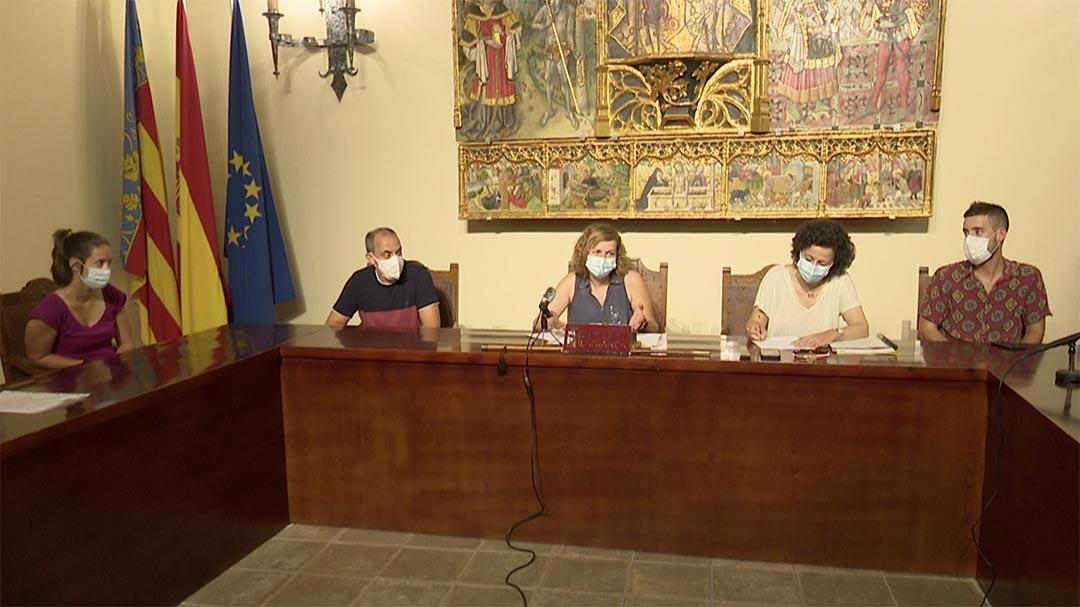 Vilafranca informa en ple de la situació de l'aigua a la localitat