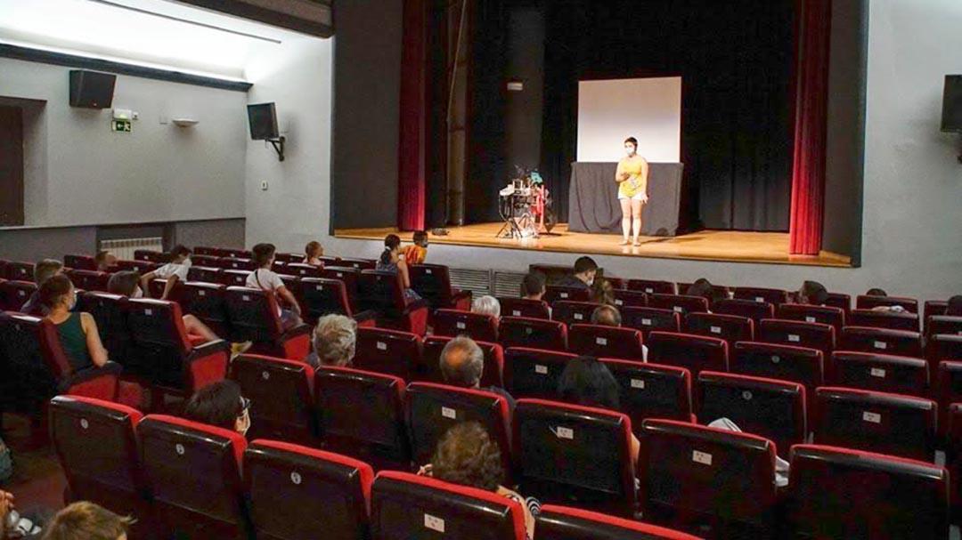 Portsxinel·la porta titelles arreu de la comarca amb gran acceptació