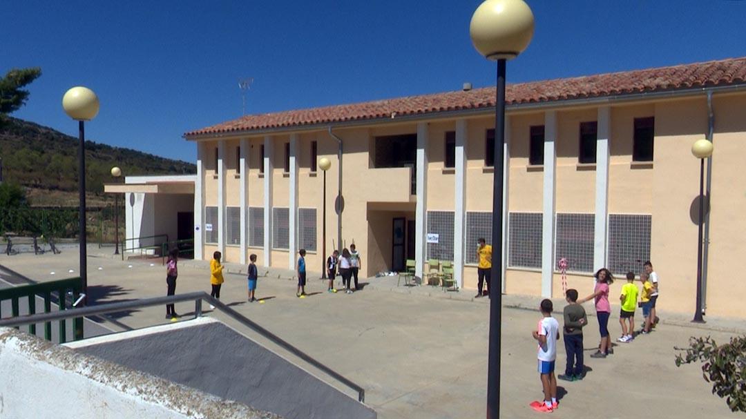 El CRA Celumbres comença el curs amb 52 alumnes