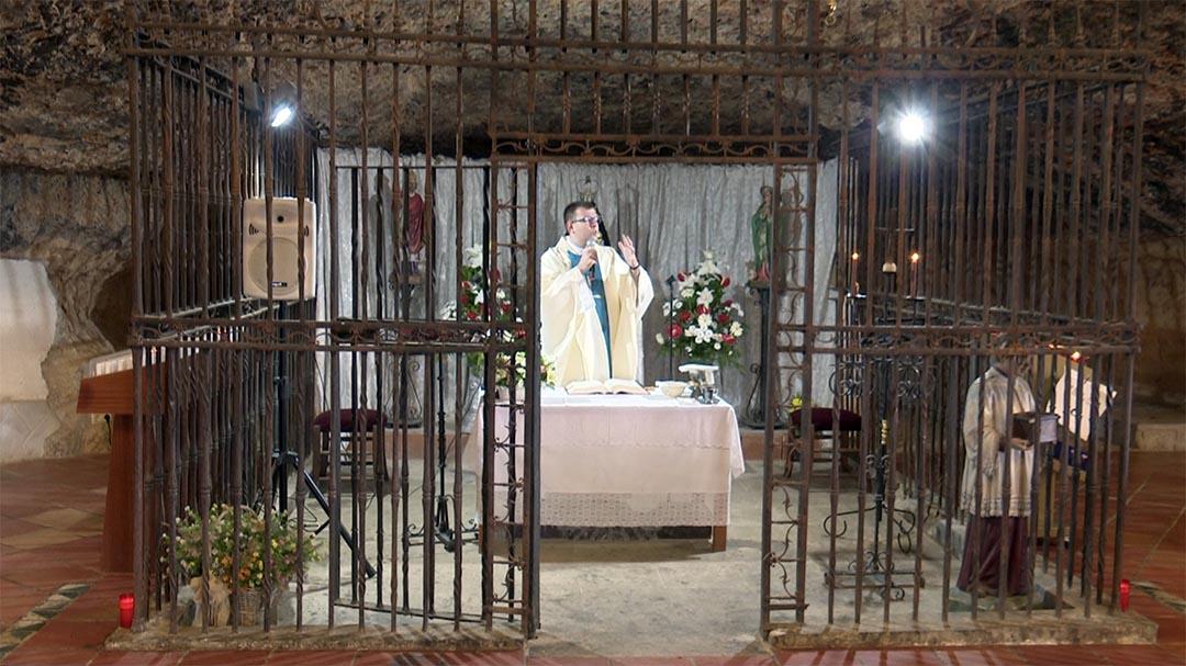 Missa en honor a La Balma en el dia de les Verges Trobades