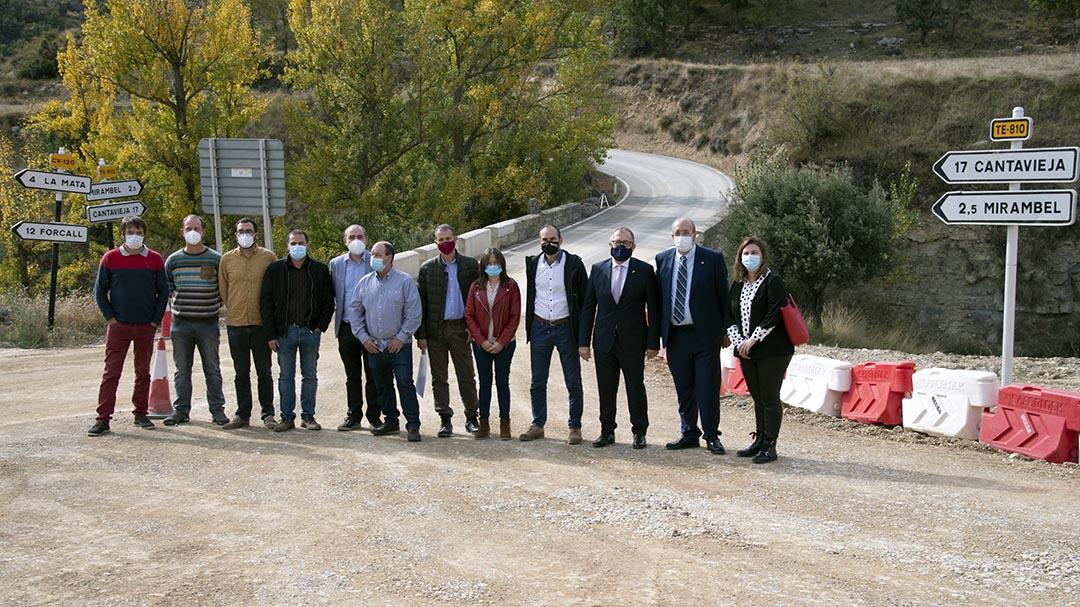 Martí i Rando acorden que Castelló i Terol han de treballar junts front a nevades o incendis