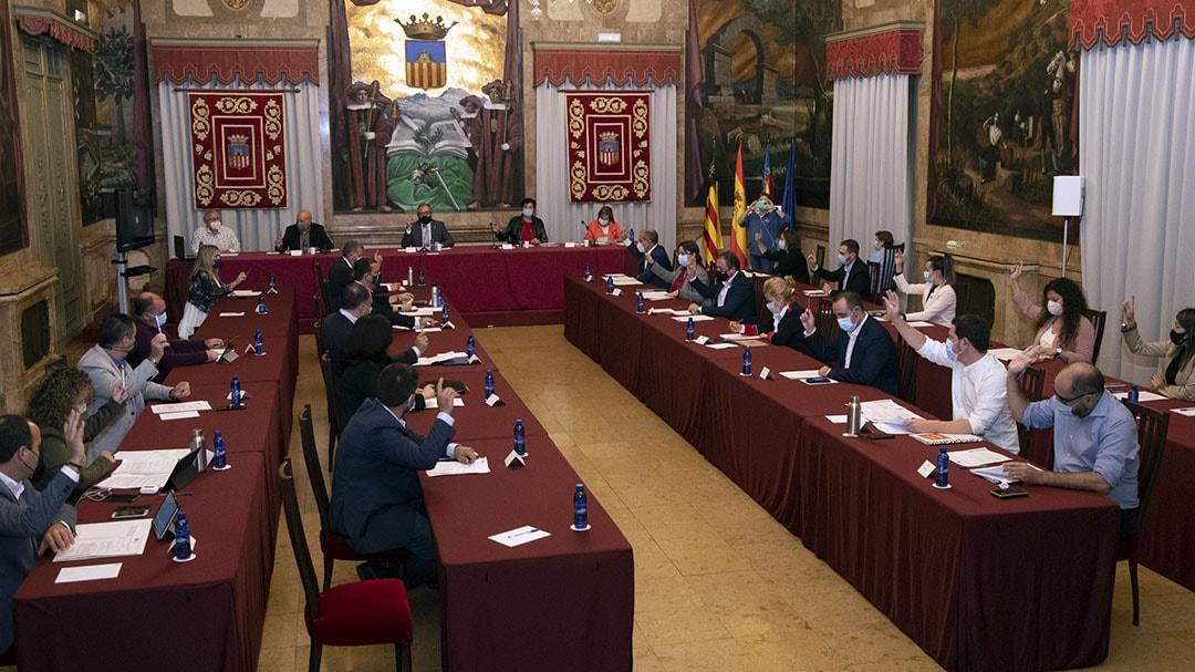 Diputació aprova una modificació de crèdit per a sufragar el proveïment d'aigua a Vilafranca