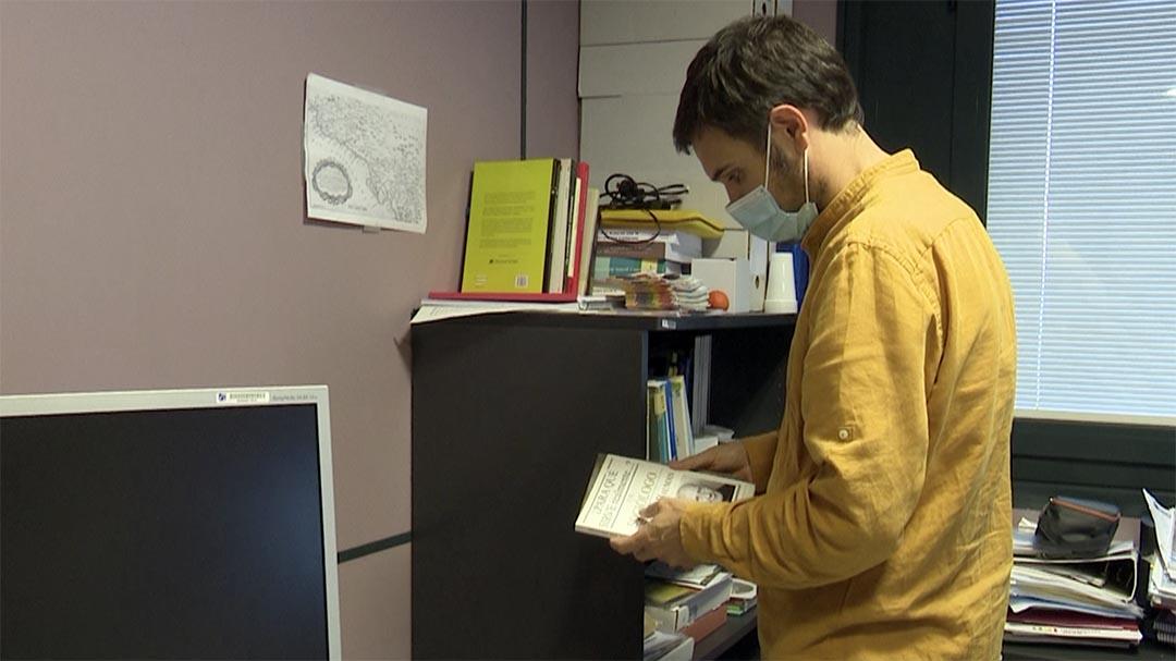 El vilafranquí Vicent Querol dirigeix una càtedra sobre la bretxa digital