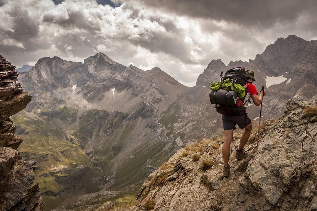 David Piqueras, premi del IV Concurs de fotografia de muntanya de Morella