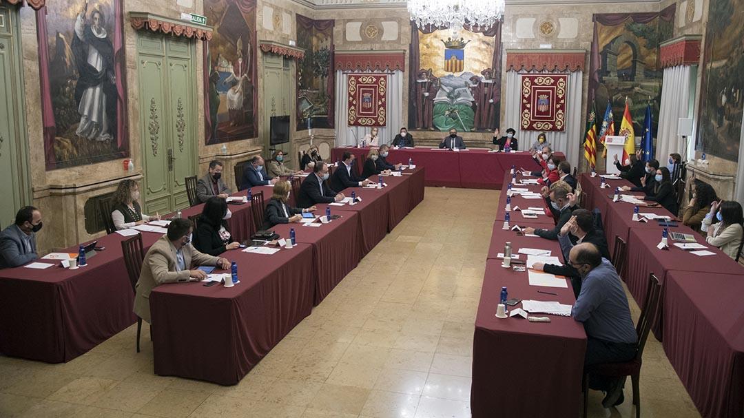 Diputació demana en ple l'augment de les ajudes de la PAC