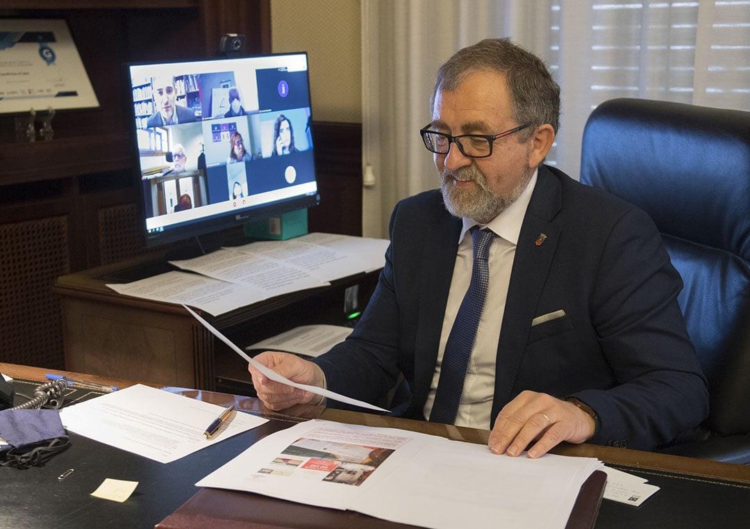José Martí defensa el potencial turístic del Camí del Cid