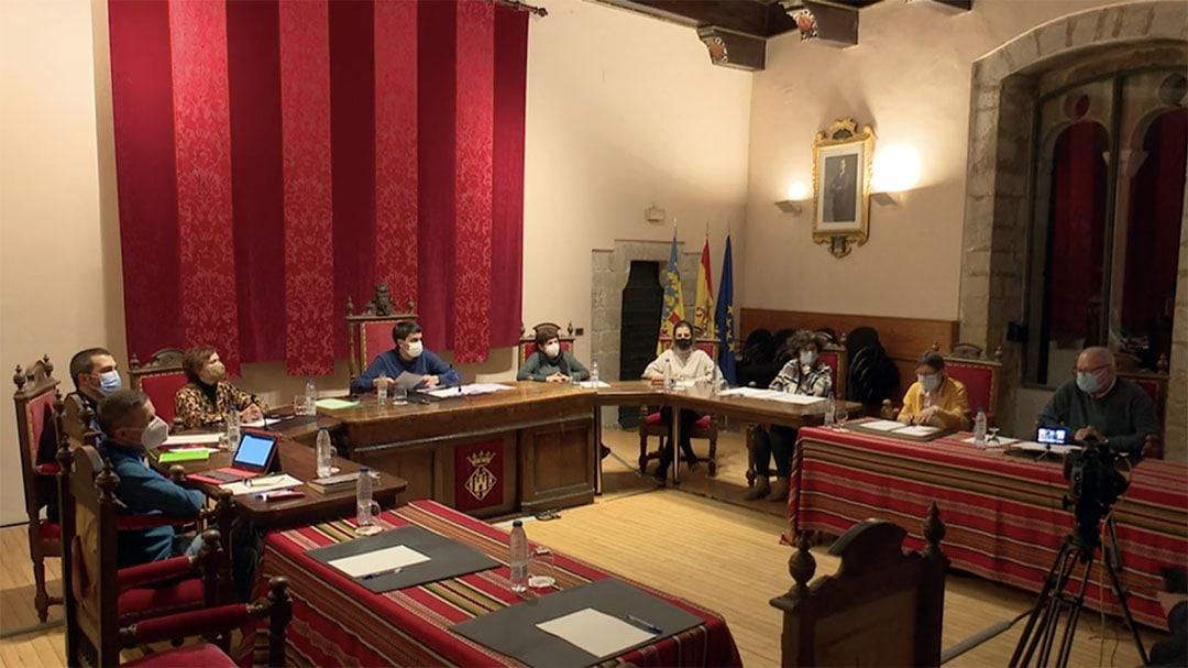 Morella aprova uns pressupostos de 5,4 milions d'euros