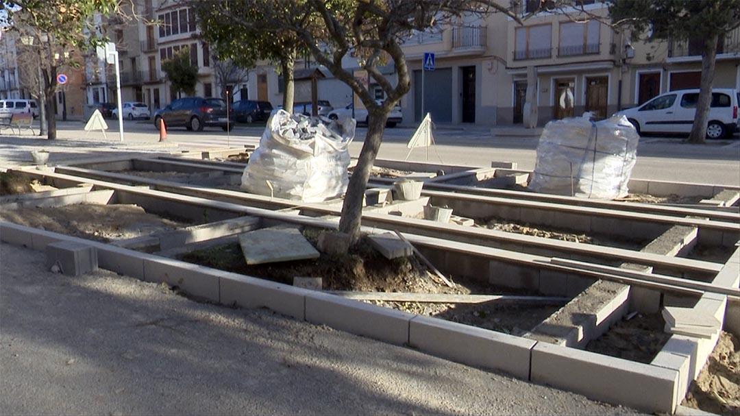 L'Ajuntament condiciona un nou tram de l'avinguda del Llosar