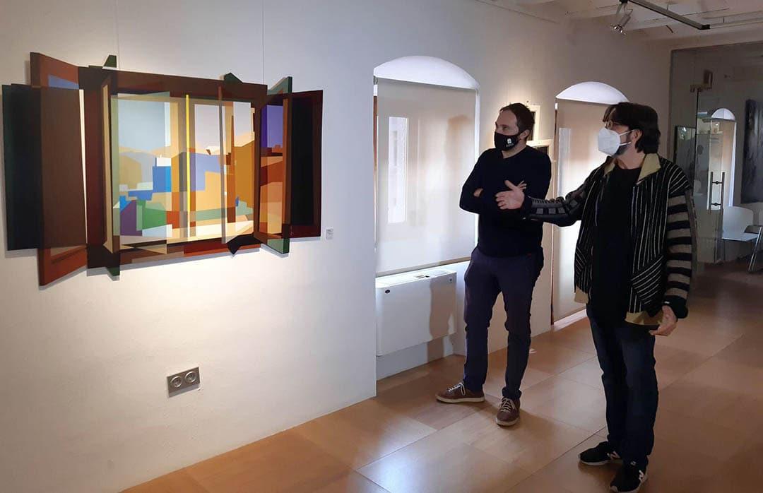 El Mucbe tanca l'any d'exposicions amb 'Umbrales', de Guillermo D. Celaya