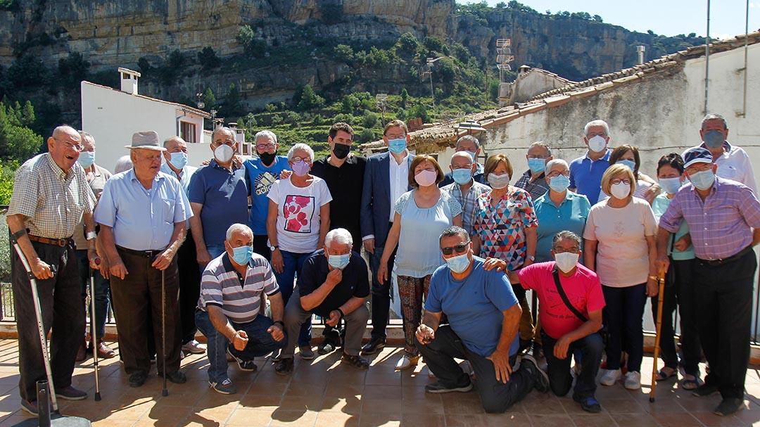Pràcticament tota Vallibona està ja immunitzada front al coronavirus