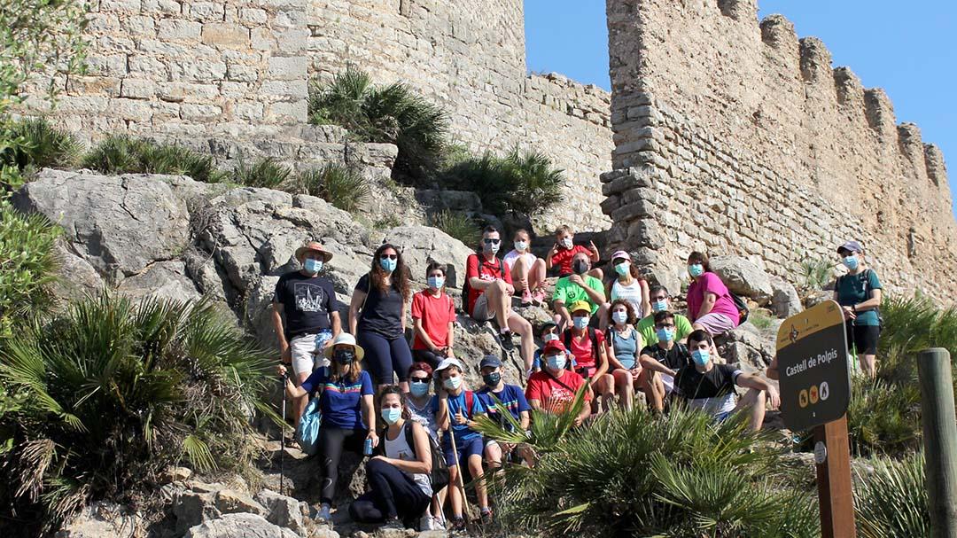 Els castells de Xivert i Polpis recreen amb representacions teatrals la vida a les fortaleses