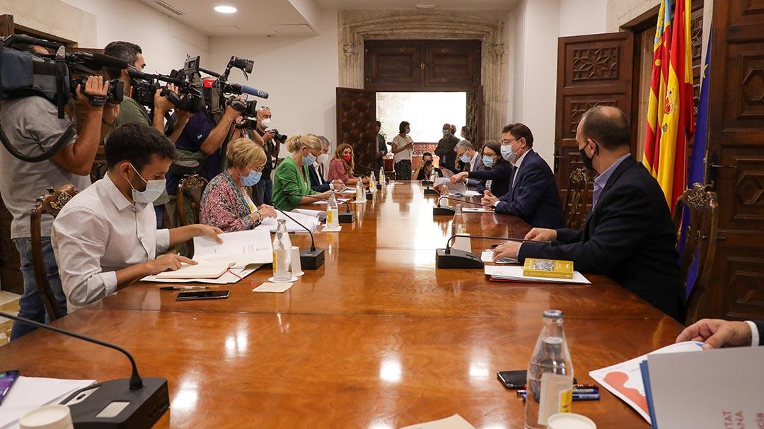 Es prorroguen 15 dies més les mesures anti-covid a la Comunitat Valenciana
