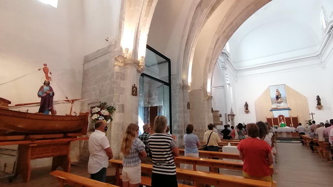 Peníscola celebra la festivitat de Sant Pere