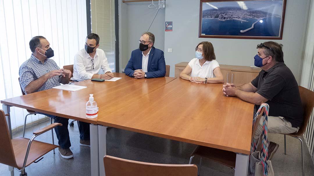 José Martí defensa al sector pesquer de la  província front al nou reglament europeu