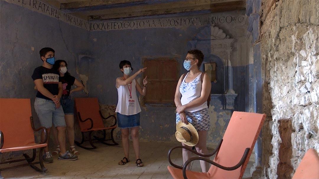 Herbers obre les portes del castell del Baró