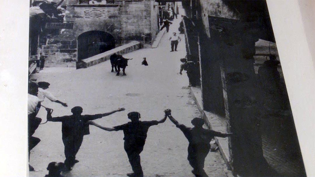 La fotografia de Morella que va triomfar a Osaka 1970