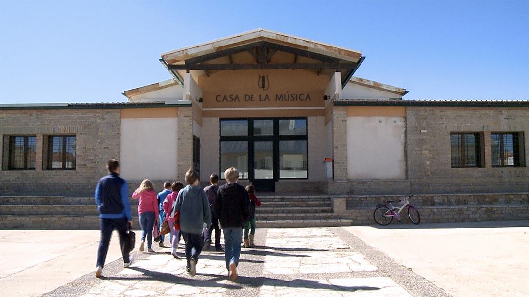 Oberta la matriculació a l'Escola de Música de Vilafranca
